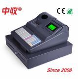 Caja registradora electrónica del sistema de la posición para el restaurante