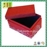 Rectángulo de regalo colorido del papel de la cartulina