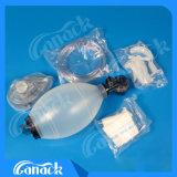 Resuscitator médico do manual do silicone dos produtos