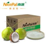 Het zuivere Natuurlijke/Groene Poeder van de Room van de Kokosnoot van de Smaak Food/Good