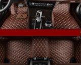 Couvre-tapis en cuir Formaldéhyde-Libre de véhicule pour Audi A4l