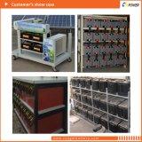 Batterie de gel de température élevée du fournisseur 12V200ah de la Chine - énergie solaire, marine
