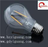 Luz de bulbo del filamento de B22 9W LED, TUV/UL
