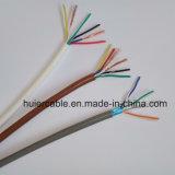 Sicherheits-Warnungs-Kabel mit Schild und feuerbeständigem PVC/Lsoh