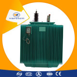Tipo transformador do petróleo de S11-M-2500kVA 11kv de potência