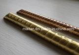 Tubos de cobre corrugado de venta caliente para el intercambiador de calor
