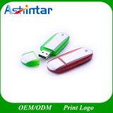 vara instantânea plástica do USB da promoção da movimentação da pena de 128GB USB3.0