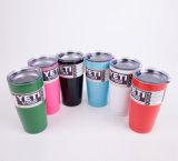 مسحوق يكسى زاهية [يتي] [رمبلر] [يتي] برميل دوّار فنجان [30وز] مع ألوان مختلفة