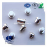 Hersteller Electrical Silver Bimetal Contact Rivet mit RoHS Approved Relays und Switches