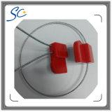 専門家840~960MHz印刷できるワイヤーケーブルのシールの札RFID