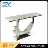 Hot Sale Luxury Console Table Marble Top