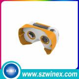 Cartone astuto di Google di caso di Vr della cuffia avricolare di realtà virtuale del telefono della casella di Vr di realtà virtuale