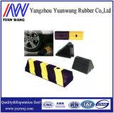 Tapón de goma de la rueda del vehículo durable del estacionamiento