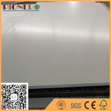 Weißer Stärke 1-32mm der Farben-4X8FT Belüftung-Schaumgummi-Vorstand mit preiswertem Preis