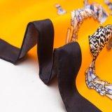 Sciarpa di seta stampata commercio all'ingrosso per le signore