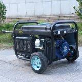 Benzina portatile del generatore di nuovo di disegno 2.5kw 2500W del bisonte (Cina) BS2500p (m) di CA inizio elettrico popolare di monofase con le rotelle
