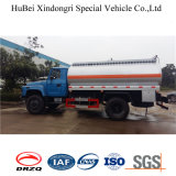 10cbm Dongfeng 유로 4 연료 탱크 트럭