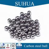 bola de acero con poco carbono de 12.7m m AISI 1010 para el rodamiento