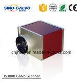セリウムのレーザーの宝石類の彫版機械のための公認のGalvoレーザーJs3808