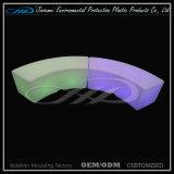 Muebles funcionando durables del LED con el material de LLDPE