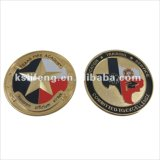 2016昇進の創造的なカスタム軍隊は硬貨に挑戦する