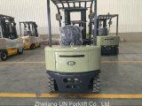 2ton 전기 AC 사륜 건전지에 의하여 운영하는 좁은 작은 드는 포크리프트 (FB20-FAZ1)