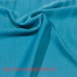 Fibra chimica tinta tessuto francese del tessuto del poliestere del tessuto del velluto per la tessile della casa dell'indumento del vestito dalla donna