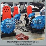 Pompe centrifuge de traitement des eaux de boue de cendre de débit de moulin