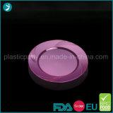 Ontruim/de Transparante PS van de Kleur Plastic Beschikbare Ronde/Vierkante Plaat van de Partij