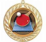 Medaglia su ordinazione all'ingrosso di ping-pong dell'OEM per la High School