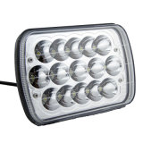 45W LED Heavy Equipment Work Lights para caminhões
