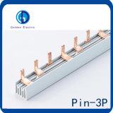 Pin는 4p에게 전기 빗 구리 공통로를 타자를 친다