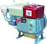 Motor diesel fresco del agua de Zs195 9.7kw-10.67kw