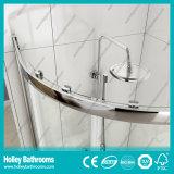 Алюминиевая сползая дверь патио с Tempered прокатанным стеклом (SE901C)