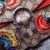 Do saco de bambu popular retro do bordado do estilo do saco da bolsa da forma do tipo das vendas da fábrica saco pequeno bonito bordado pesado da mulher do Sequin da abelha