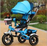 O triciclo barato novo do bebê caçoa o triciclo de crianças de Trike para a venda