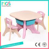 유치원 (HBS17076B)를 위한 완전히 플라스틱 실내 아이 테이블 그리고 의자