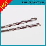 Bits de broca da torção do aço inoxidável para o equipamento médico