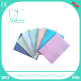 Babero dental impermeable colorido disponible