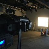 luz Ellipsoidal de Leko da luz do perfil do zoom do diodo emissor de luz 150W para a iluminação teatral do estágio