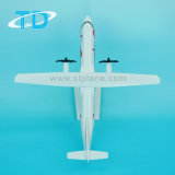 Ewa Atr72-500 27cm 아BS 플라스틱 선전용 모형 비행기 선물