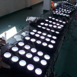 La anteojera DJ de la matriz de la MAZORCA del RGB 5X30W del disco de la etapa se enciende