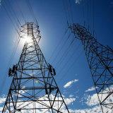 Tensão da torre 330kv de aço para a linha de transmissão