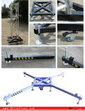 Aluminiumbinder-Zapfen-flacher Binder