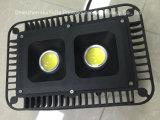 좋은 품질 높은 광도 저가 100W 옥수수 속 LED 플러드 빛