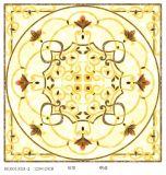De vierkante Patroon Opgepoetste Ceramiektegel van het Porselein