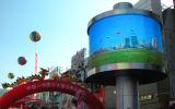 P7.62 360 graden LED Sphere Vertoning Moudle met Full Color