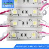 Brilho elevado 3PCS SMD 2835 do módulo Epoxy do diodo emissor de luz da coberta