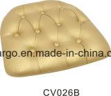 Ammortizzatore Tufted duro della presidenza di Chiavari del vinile (CV026B)