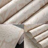 Cubierta clásica D&eacute del papel pintado del PVC del estilo moderno de Wallcovering; Papel pintado del corazón